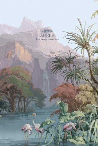 Carnet Zuber A5 - Les Zones terrestres