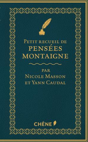 Petit recueil de pensées de Montaigne