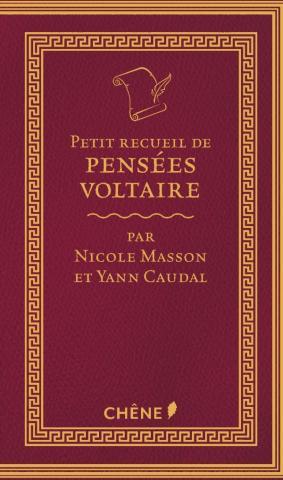 Petit recueil de pensées de Voltaire