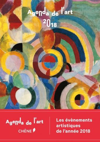Agenda de l'Art 2018